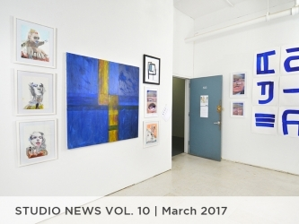 Studio News Vol. 10 March 2017