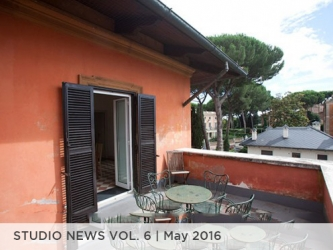 Studio News Vol. 6 May 2016
