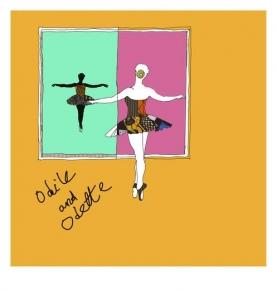 Yinka Shonibare MBE: Odile & Odette