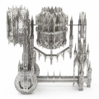 Wim Delvoye: Sculpture