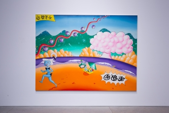 Kenny Scharf: Inner and Outer Space | Dubai