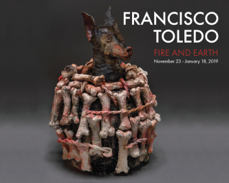 Francisco Toledo: Fire and Earth