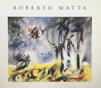 Roberto Matta: Paintings & Drawings 1937-1959