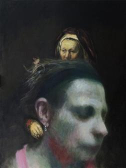 Irina Nakhova at the Zimmerli Art Museum at Rutgers University