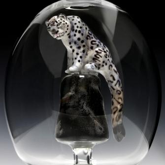 Snow Leopard Bottle