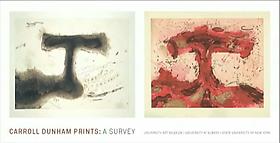 University Art Museum Features Carroll Dunham Prints