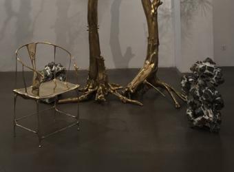 """Shi Jinsong: """"Artificial Garden,"""" Today Art Museum, Beijing, China (group exhibition)"""