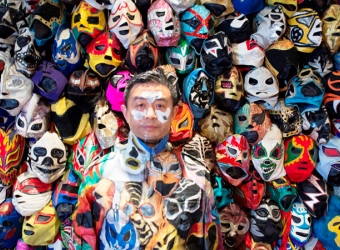 """刘勃麟: """"变色龙"""", Roberto Garza Sada 艺术中心, 蒙特雷大学, 库奥赫特蒙克,墨西哥 (个展)"""