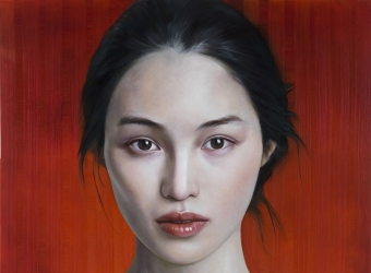 "Ling Jian, Zhong Biao: ""OBSERVATION/ REFERENCE/ GESTURE CONTEMPORARY PAINTINGS,"" Ringling College of Art and Design, Willis Smith Gallery, Sarasota, FL (Group Exhibition)"