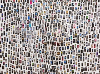 "Liu Bolin: ""CAMOUFLAGE: IN PLAIN SIGHT,"" ANCHORAGE MUSEUM, ANCHORAGE, AK (Group Exhibition)"