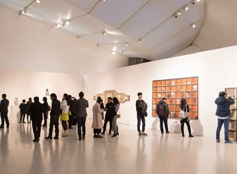 "Geng Xue: ""10th Anniversary of Luo Zhongli Scholarship retrospective exhibition,"" CAFA Art Museum, Beijing, China (group exhibition)"