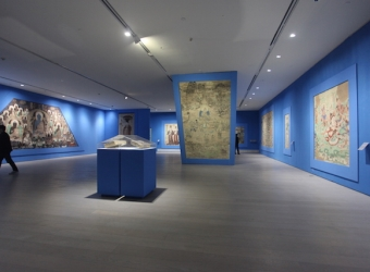 "Li Hongbo: ""Dunhuang - Song of Living Beings,"" Shanghai Himalayas Museum, Shanghai, China (group exhibition)"