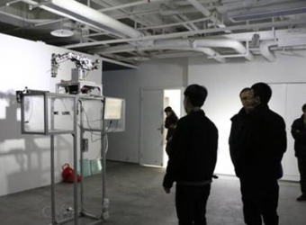 "Cai Dongdong: ""Links – Locality and Nomadism,"" Galaxy Museum of Contemporary Art, Chongqing, China (group exhibition)"
