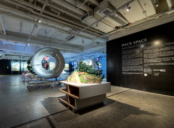 "Li Liao: ""HACK SPACE,"" K11 Art Foundation Pop-up Space, Hong Kong (group exhibition)"