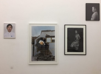 "Zhang Dali: ""Portrait Hot: Taikang Photography Collection,"" Taikang Space, Beijing, China (group exhibition)"