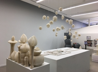 "Ji Zhou, Li Hongbo: ""Children of Hangzhou: Connecting With China,"" Young At Art Museum, Davie, FL (Group exhibition)"