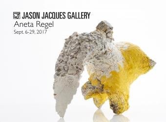 Aneta Regel Solo Exhibition
