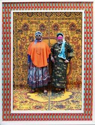 The Huffington Post reviews Hassan Hajjaj at the Newark Museum