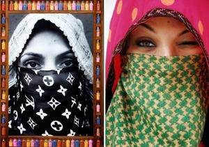 Hassan Hajjaj Screening at Matatu Festival of Stories, Oakland, California