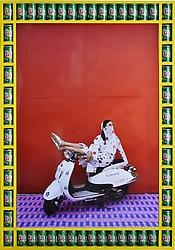 Hassan Hajjaj Featured in The New Yorker