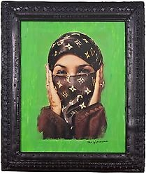 Hassan Hajjaj at Burmingham Museums and Art Gallery