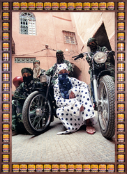 Hassan Hajjaj at LACMA