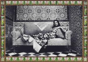 hassan hajjaj at camden arts centre, london, uk
