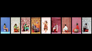 The New York Times reviews Hassan Hajjaj at Columbia Univeristy