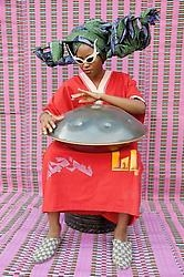 "Hassan Hajjaj's ""My Rock Stars Experimental, Volume 1, 2012"" on View at LACMA"