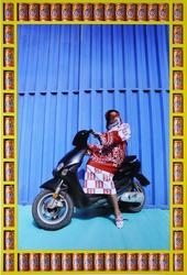 British Airways' High Life Magazine features Hassan Hajjaj