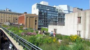 Firelei Báez on the High Line