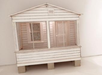 Tourist Cabin Porch (Maine)