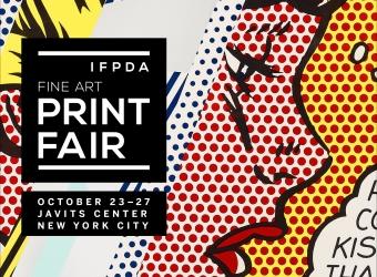 IFPDA Print Fair 2019