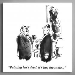 New Yorker Paintings