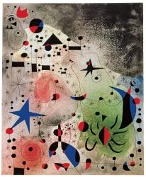 Calder / Miró: Constellations