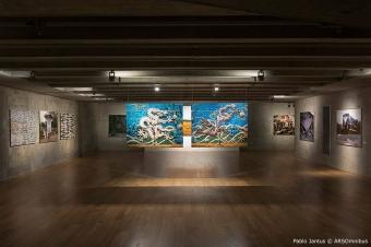 """刘勃麟: """"隐形"""",布宜诺斯艾利斯当代艺术博物馆,布宜诺斯艾利斯,阿根廷 (个展)"""