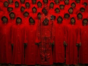 """刘勃麟: """"隐形"""",布宜诺斯艾利斯当代艺术博物馆,布宜诺斯艾利斯,阿根廷 (表演)"""
