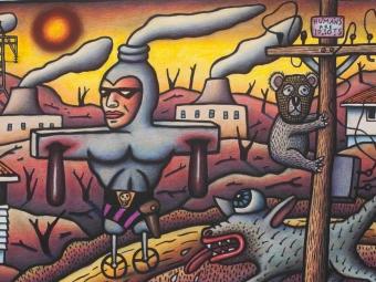 Artist talk - The Mambo Artists  Now