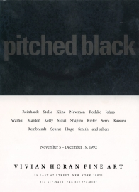 Pitched Black