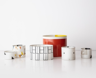 Bodil Manz Porcelain Vessel Collection 2020