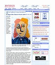 Antiques and the Arts Online