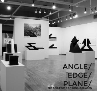 Ronald Bladen Traveling Exhibition