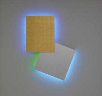 Upcoming Exhibition - STEPHEN ANTONAKOS: LATE LIGHT / GOLD WORKS 2010 - 2013