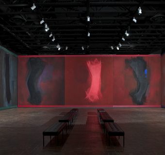 Cleve Gray: Threnody Open Now at Neuberger Museum