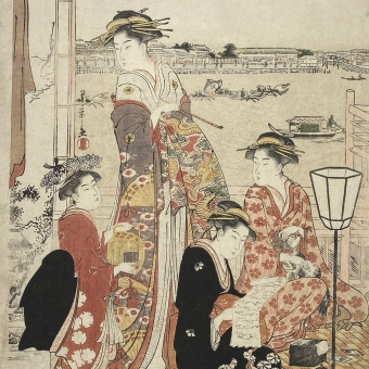 Ukiyo-e and Shin-hanga Part III