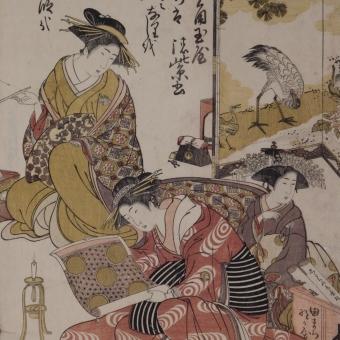 Kitao Masanobu