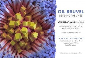 Gil Bruvel - Bending the Lines