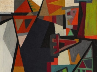 Circa 1945: Abstract Art in the Renee & Chaim Gross Foundation Collection