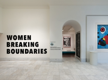 Women Breaking Boundaries