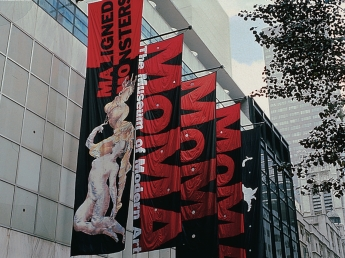 MoMA Banners